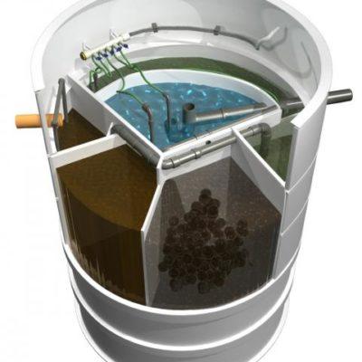очистные сооружения сточных вод предприятия