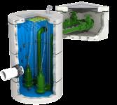 Zoltwasser - Ливневые очистные сооружения