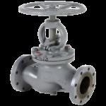 MZTA - Клапан запорный сталь 15с65нж фл