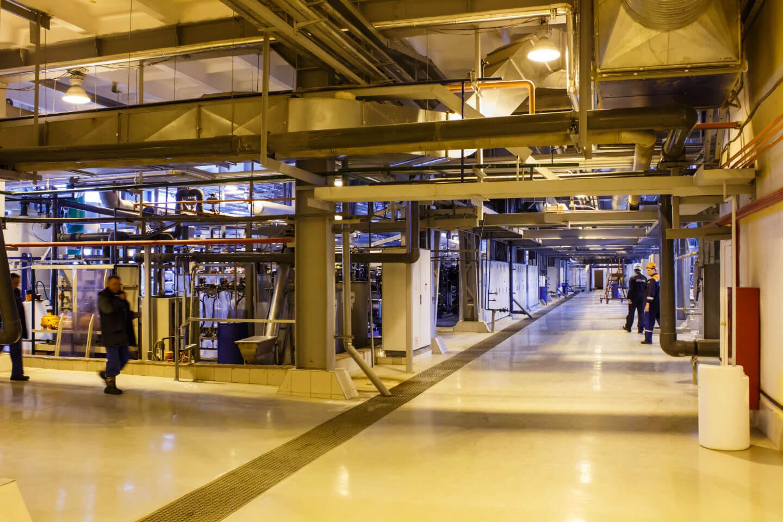 поставки промышленного оборудования