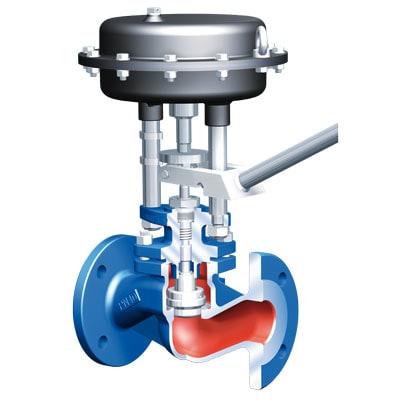 запорный клапан для воды