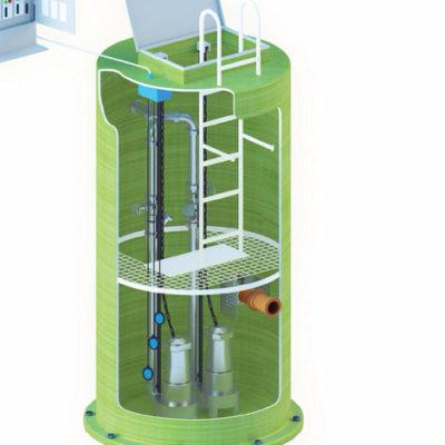 канализационная насосная станция цена