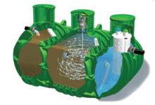 Zoltwasser - Производственные очистные сооружения